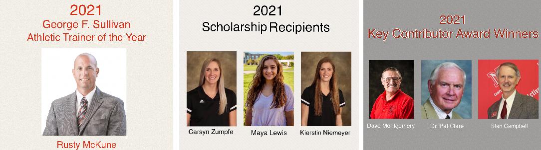 2021 NSATA Award Winners